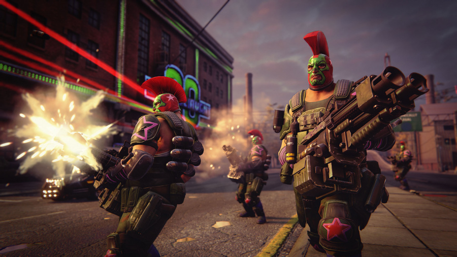 Saints Row The Third Remastered Review - Screenshot 2 of 3
