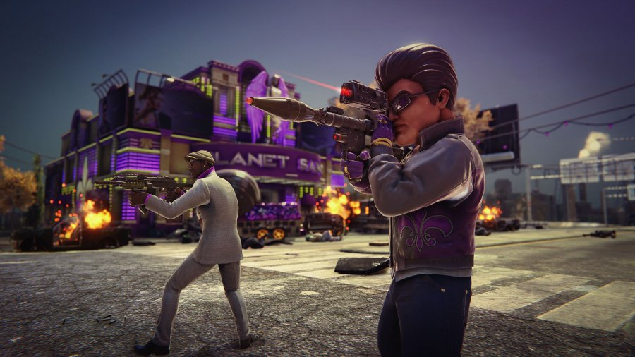 Saints Row The Third Remastered Review - Screenshot 3 of 3