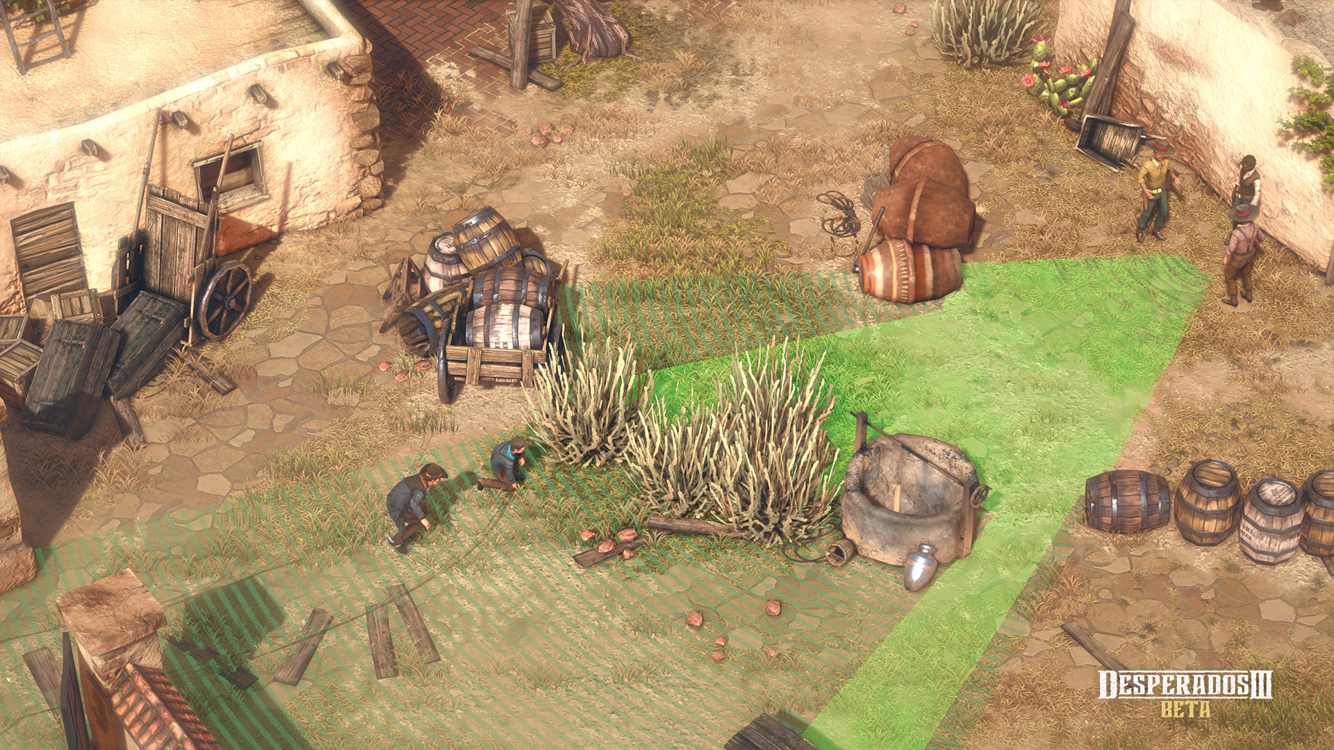Desperados Iii Ps4 Playstation 4 Game Profile News Reviews Videos Screenshots