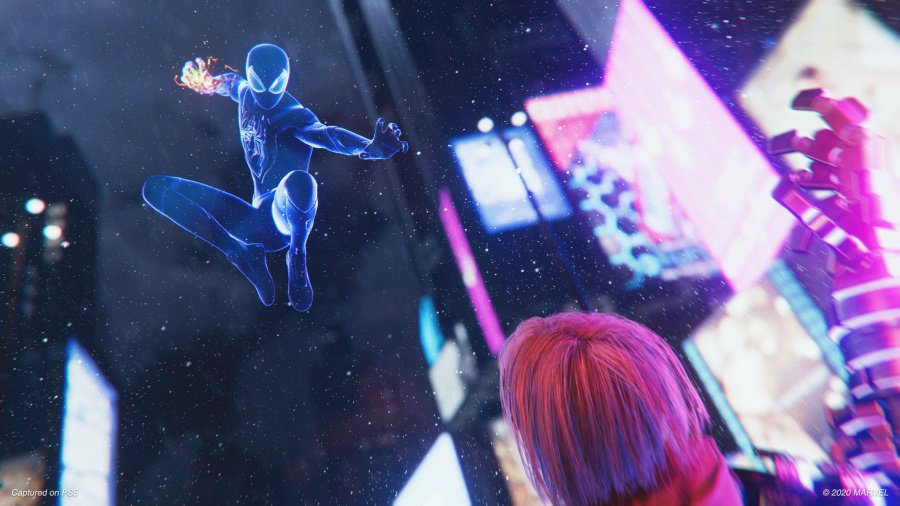 Marvel's Spider-Man: Miles Morales Review - Screenshot 1 of 5