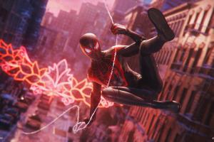 Marvel's Spider-Man: Miles Morales Screenshot