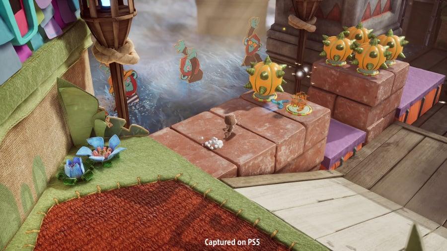 Sackboy: A Big Adventure Review - Screenshot 3 of 5