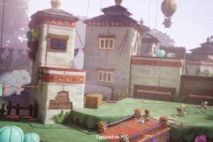 Sackboy: A Big Adventure Screenshot