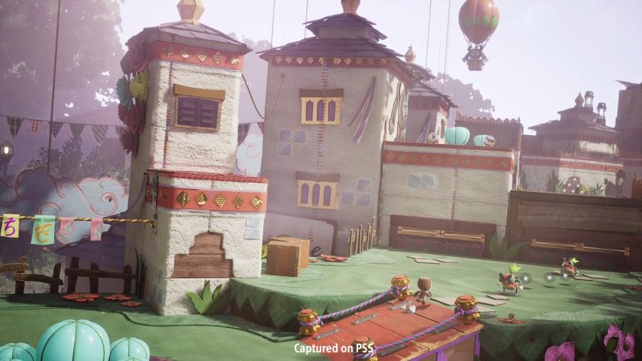 Sackboy: A Big Adventure Review - Screenshot 2 of 5