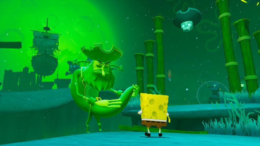 SpongeBob SquarePants: Battle for Bikini Bottom Rehydrated Review - Screenshot 1 of 3