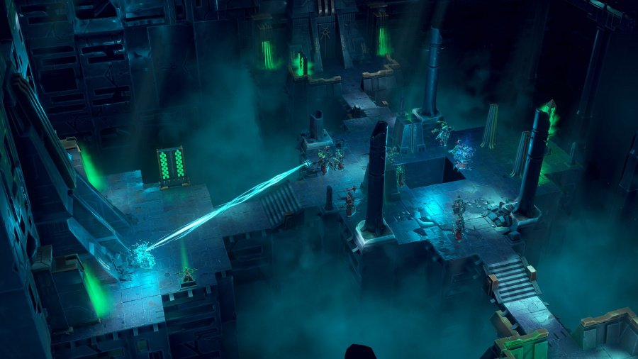 Warhammer 40,000: Mechanicus Review - Screenshot 1 of 6