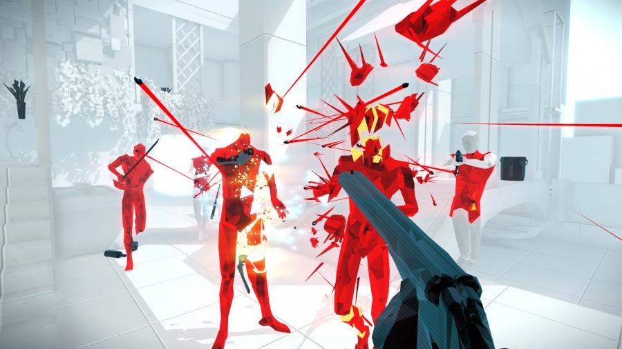 Superhot: Mind Control Delete Review - Screenshot 1 of 6