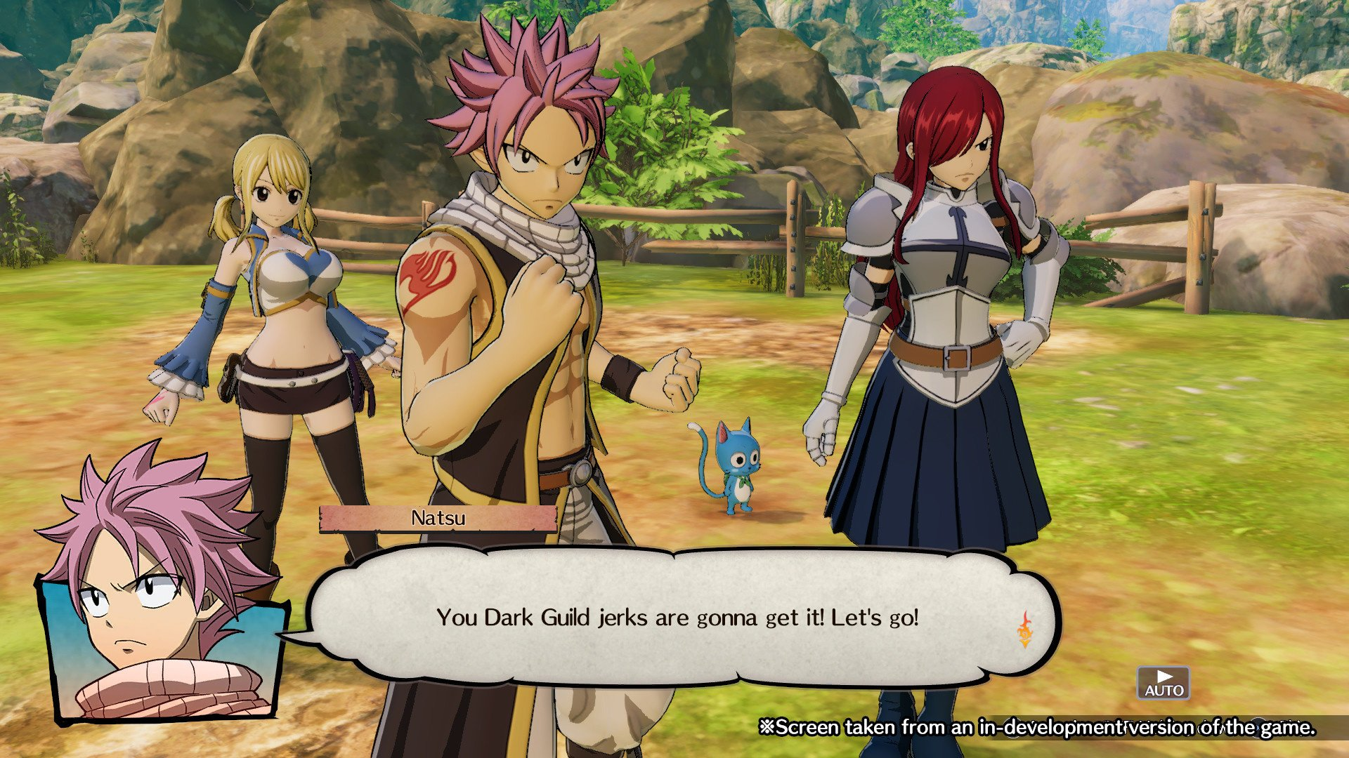 fairy tail android gameplay