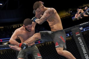 EA Sports UFC 4 Screenshot