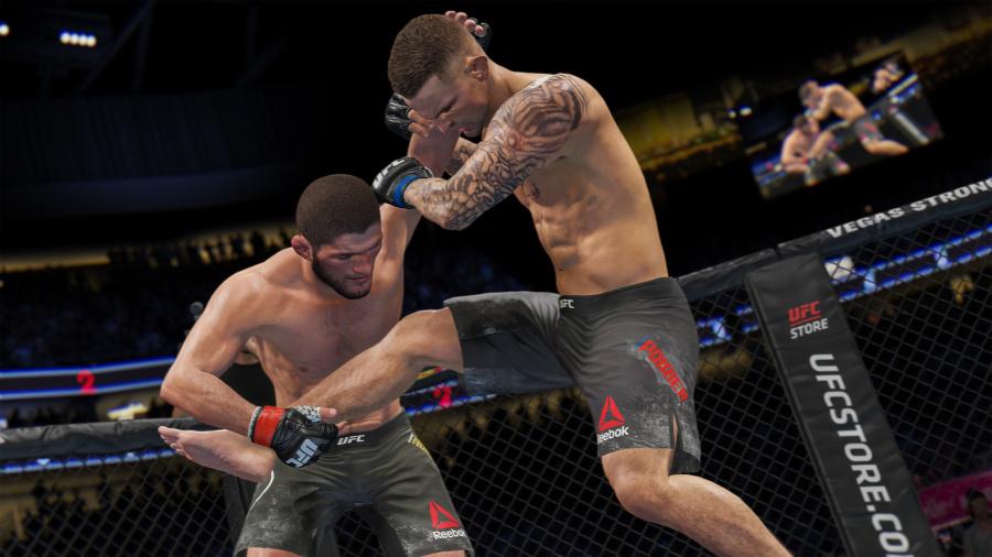 EA Sports UFC 4 Review - Screenshot 2 of 4