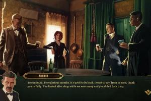 Peaky Blinders: Mastermind Screenshot