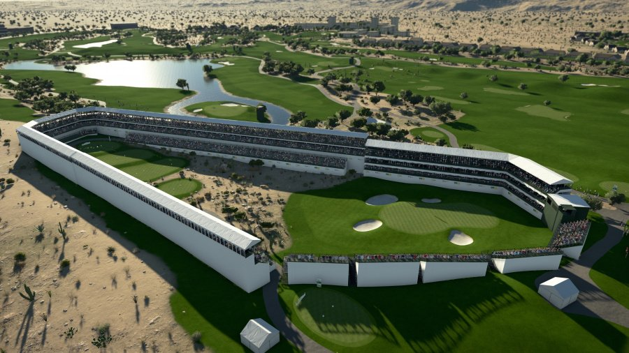 PGA Tour 2K21 Review - Screenshot 1 of 4