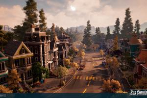 Bus Simulator 21 Screenshot