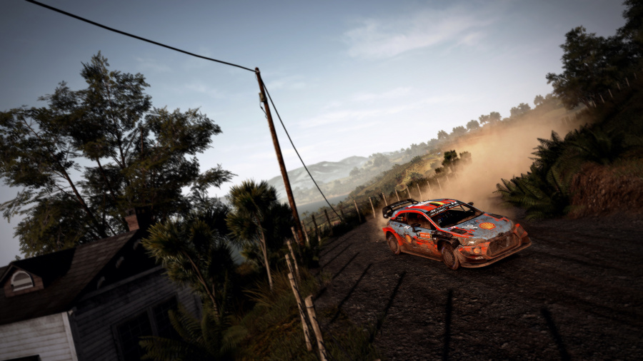 WRC 9 Review - Screenshot 1 of 4