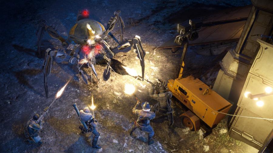 Wasteland 3 Review - Screenshot 1 of 5
