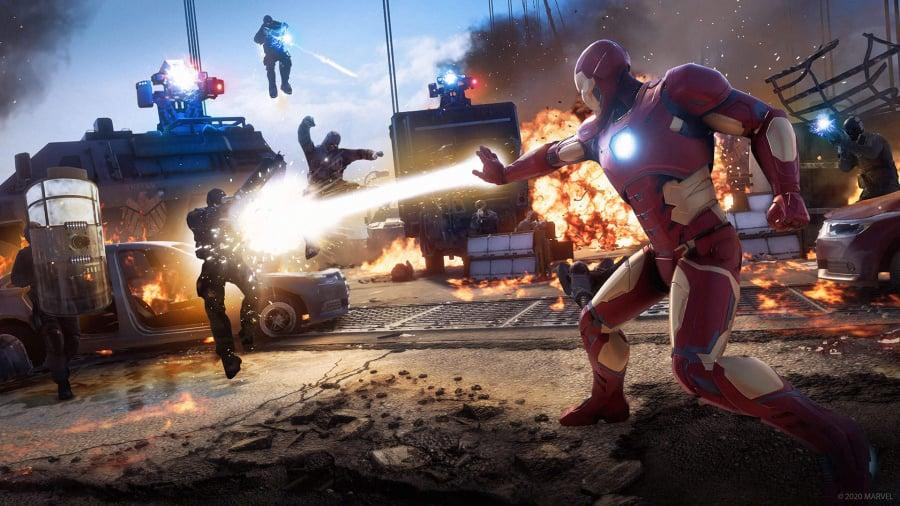 Marvel's Avengers Review - Screenshot 1 of 8