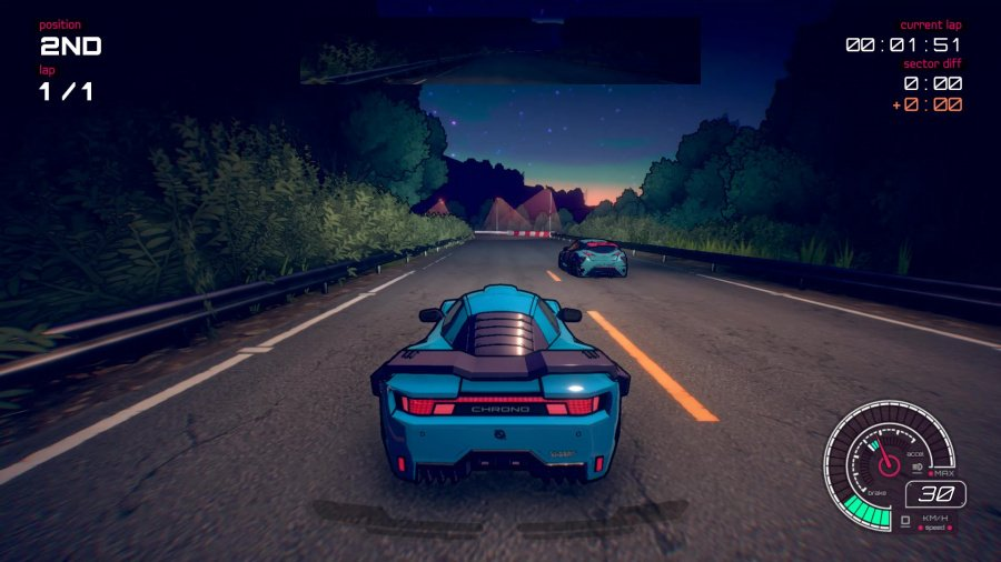 Inertial Drift Review - Screenshot 1 of 7