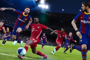 eFootball PES 2021: Season Update Screenshot