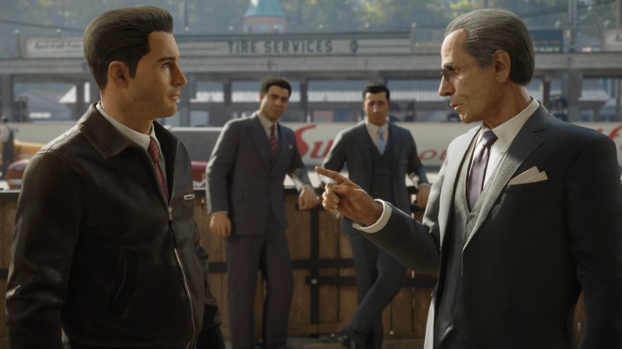 Mafia: Definitive Edition Review - Screenshot 1 of 4