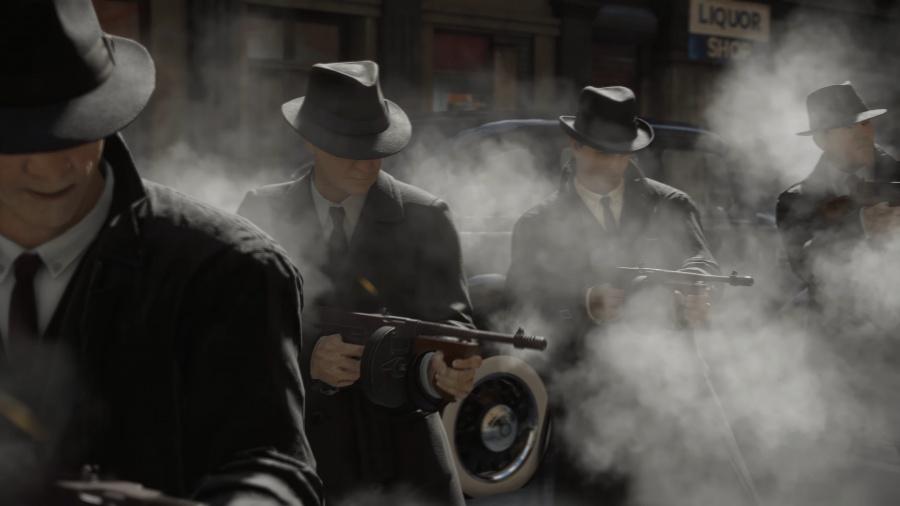 Mafia: Definitive Edition Review - Screenshot 1 of 2