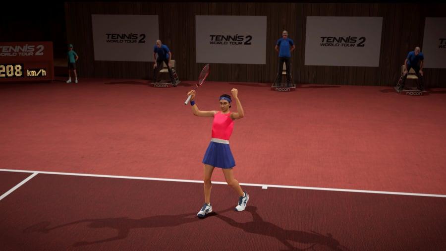 Tennis World Tour 2 Review - Screenshot 1 of 4