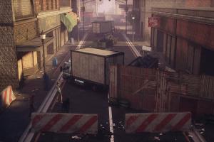 The Walking Dead Onslaught Screenshot