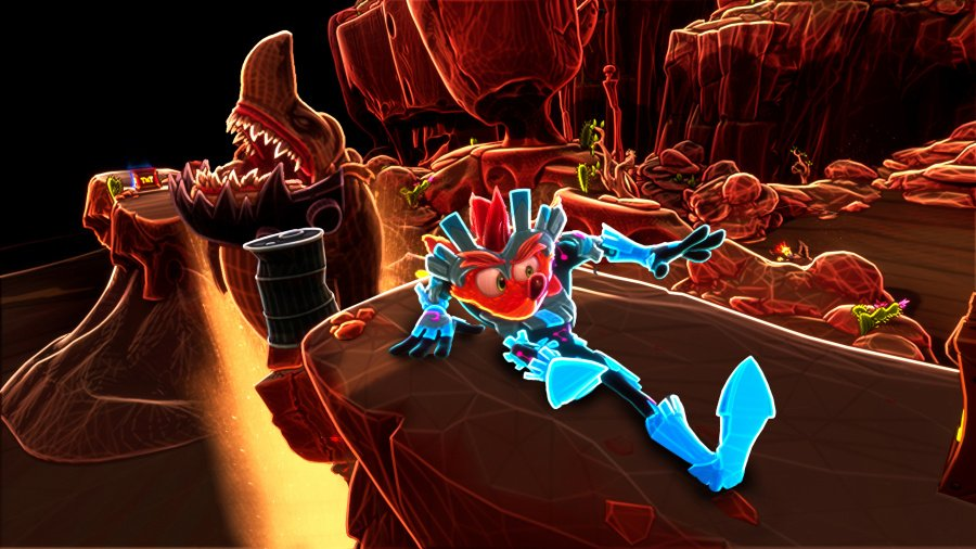 Crash Bandicoot 4: It's About Time Review - Screenshot 1 of 4