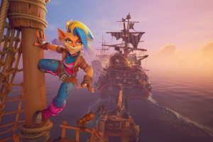 Crash Bandicoot 4: It's About Time Screenshot