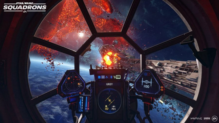 Star Wars: Squadrons Review - Screenshot 1 of 5