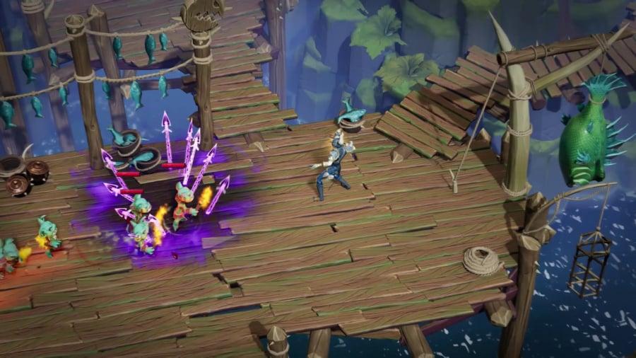 Torchlight III Review - Screenshot 1 of 8