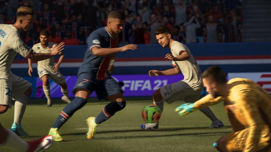 FIFA 21 Review - Screenshot 3 of 5