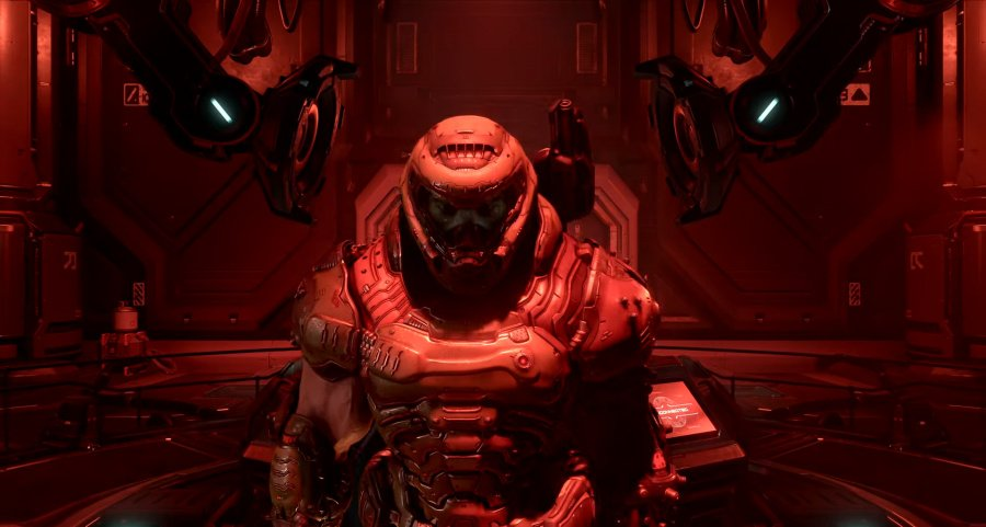 DOOM Eternal: The Ancient Gods - Part One Review - Screenshot 1 of 5