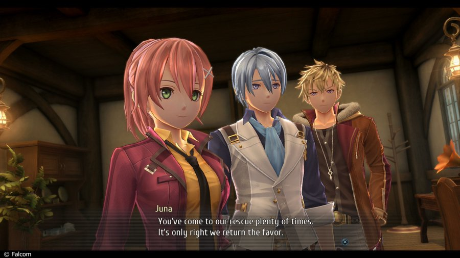 The Legend of Heroes: Trails of Cold Steel IV Review - Screenshot 1 of 4