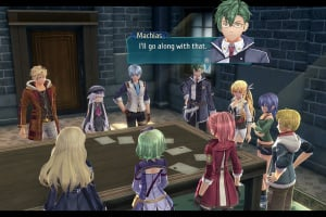 The Legend of Heroes: Trails of Cold Steel IV Screenshot