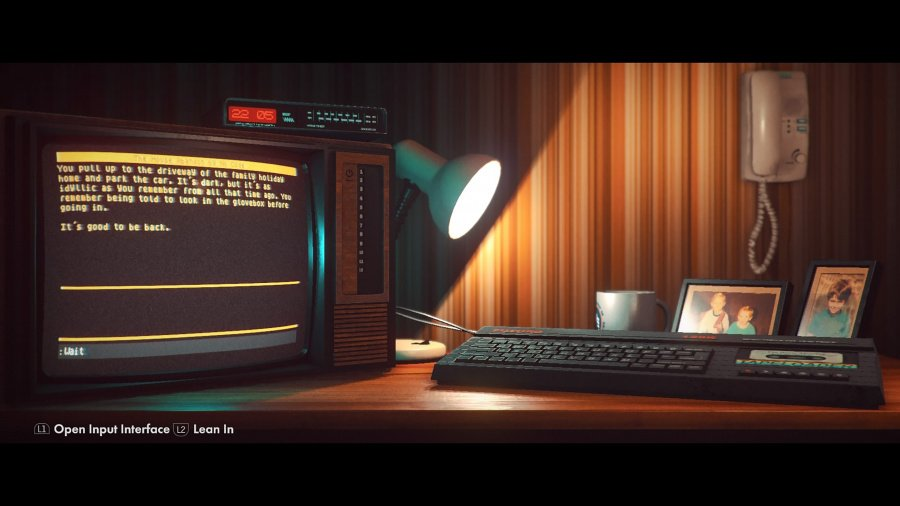 Stories Untold Review - Screenshot 1 of 6