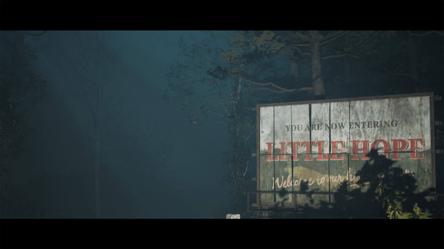 The Dark Pictures Anthology: Little Hope Review - Screenshot 1 of 5