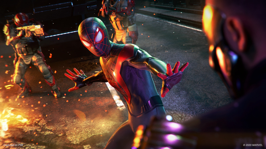 Marvel's Spider-Man: Miles Morales Review - Screenshot 1 of 3