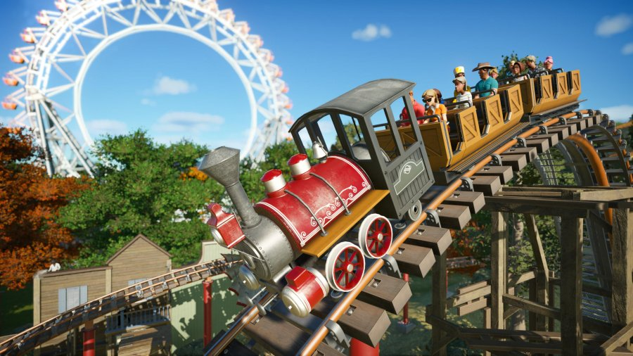 Planet Coaster: Console Edition Review - Screenshot 1 of 4