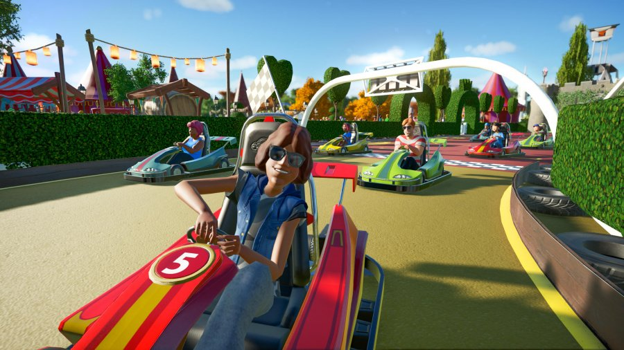 Planet Coaster: Console Edition Review - Screenshot 3 of 5