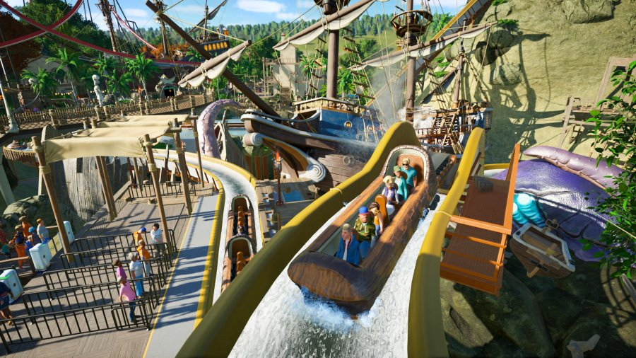 Planet Coaster: Console Edition Review - Screenshot 1 of 5