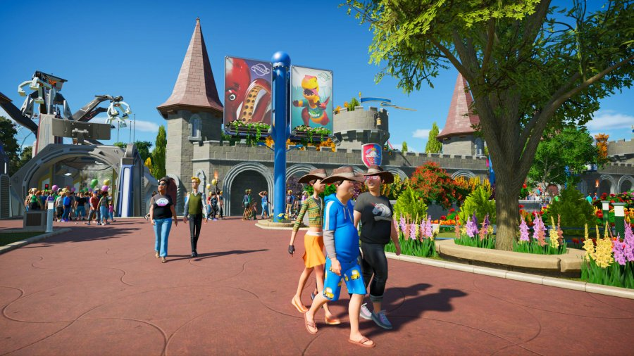 Planet Coaster: Console Edition Review - Screenshot 5 of 5