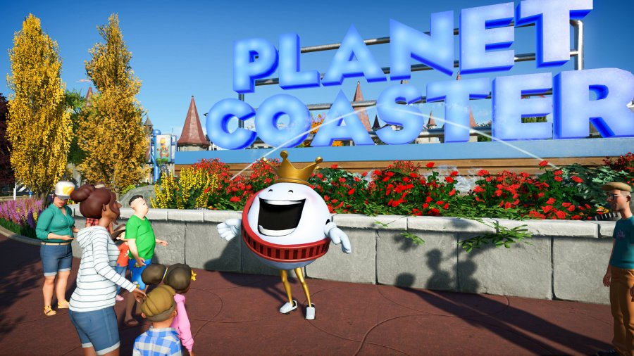 Planet Coaster: Console Edition Review - Screenshot 4 of 5