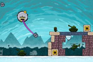 King Oddball Screenshot