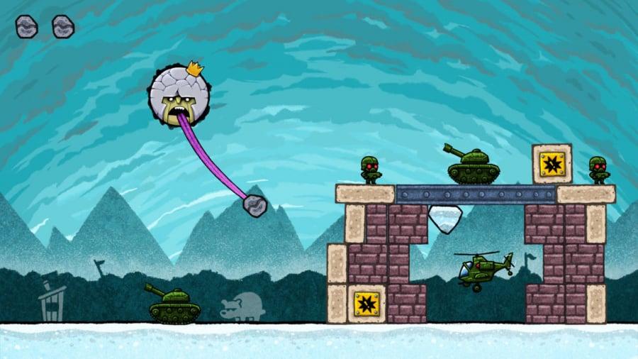 King Oddball Review - Screenshot 1 of 7