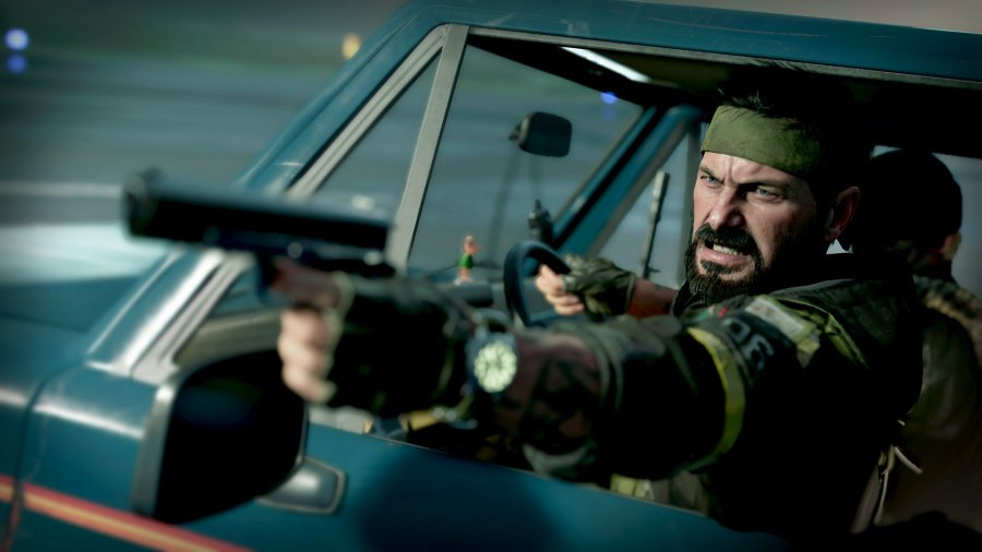 Call of Duty: Black Ops Cold War Review - Screenshot 1 of 5