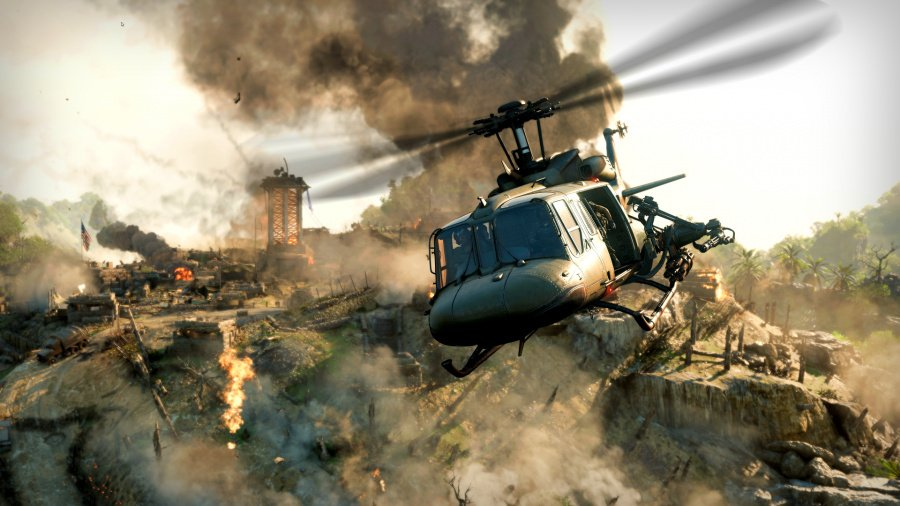 Call of Duty: Black Ops Cold War Review - Screenshot 1 of 4