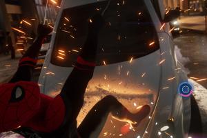 Marvel's Spider-Man: Remastered Screenshot