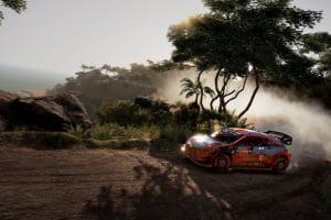 WRC 9 Screenshot
