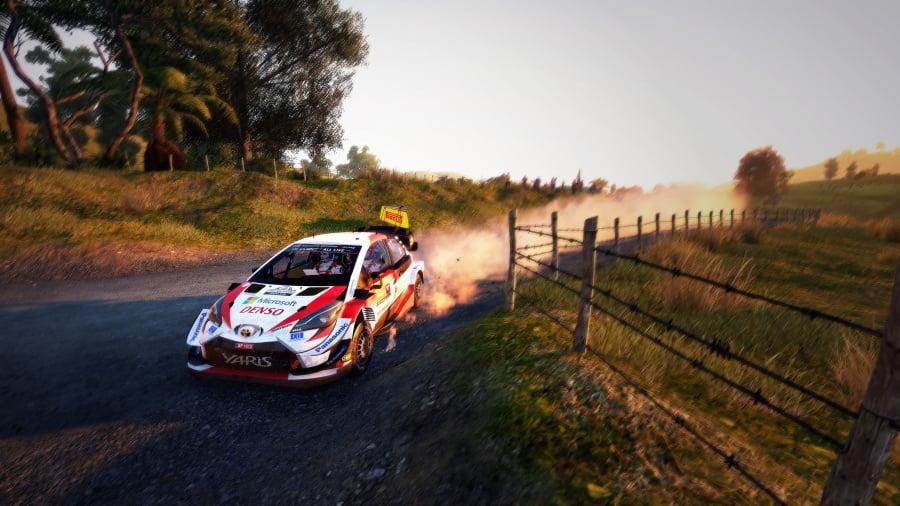 WRC 9 Review - Screenshot 2 of 4