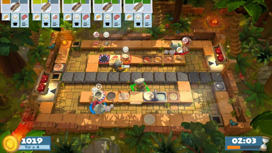 Overcooked: All You Can Eat Review - Screenshot 1 of 6